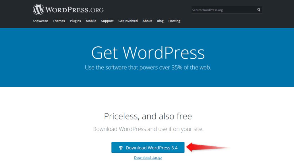 Download Latest WordPress Version